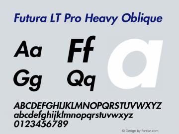 Futura LT Pro
