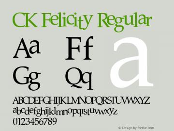 CK Felicity