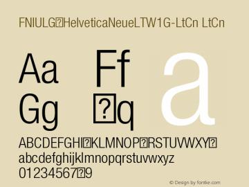 FNIULG+HelveticaNeueLTW1G-LtCn