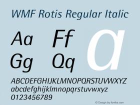 WMF Rotis
