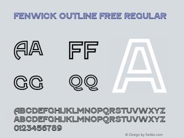 Fenwick Outline Free