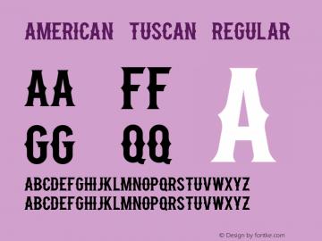 American Tuscan