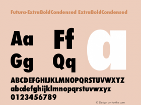 Futura-ExtraBoldCondensed