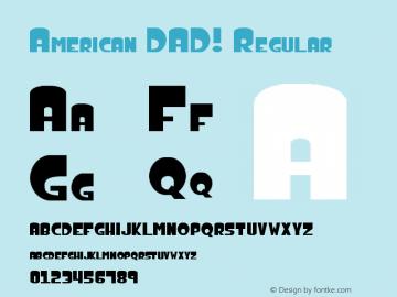 American DAD!+