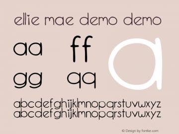 Ellie Mae Demo