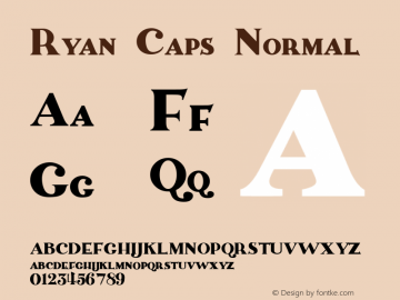 Ryan Caps