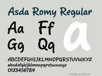 Asda Romy