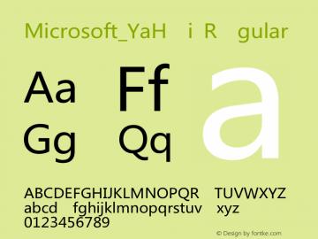 Microsoft_YaHei