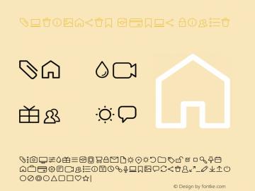 Antipasto Icons