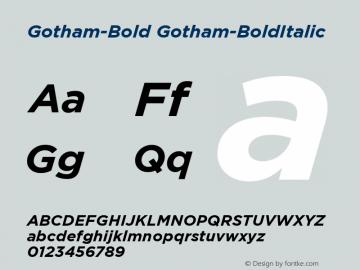 Gotham-Bold