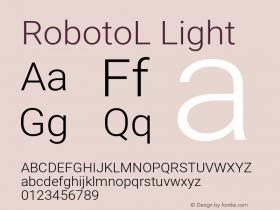 RobotoL
