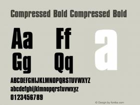 Compressed Bold