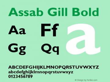 Assab Gill