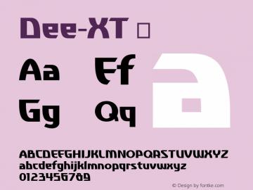 Dee-XT