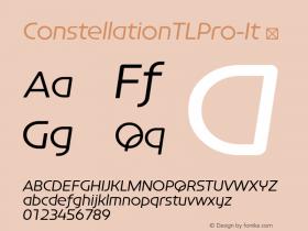 ConstellationTLPro-It