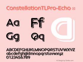 ConstellationTLPro-Echo