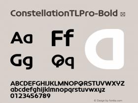 ConstellationTLPro-Bold