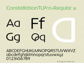 ConstellationTLPro-Regular