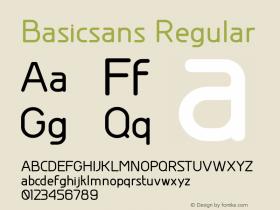 Basicsans