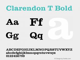Clarendon T