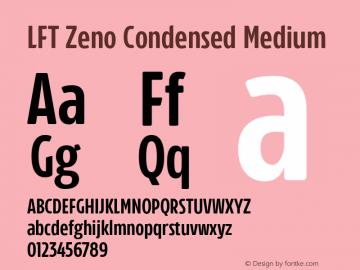 LFT Zeno Condensed
