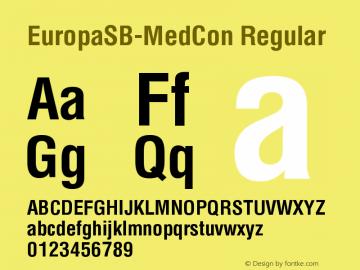 EuropaSB-MedCon