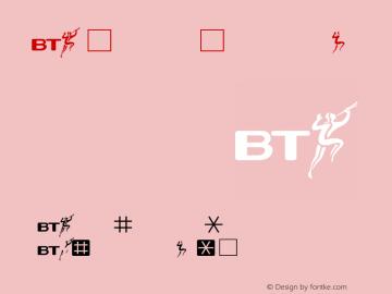 Bt LogoFont