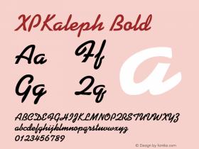 XPKaleph