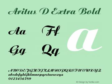 Aritus D Extra