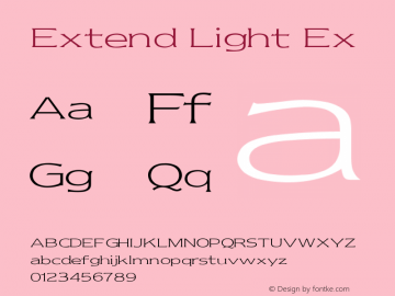 Extend Light