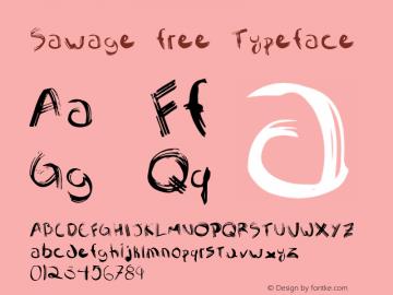 Sawage free