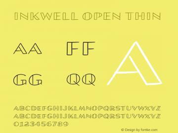 Inkwell Open