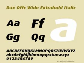 Dax Offc