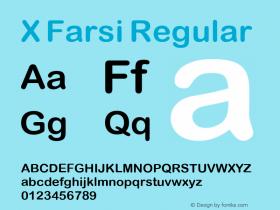 X Farsi