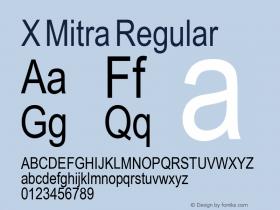 X Mitra