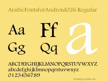 ArabicFontsforAndroid026