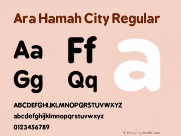 Ara Hamah City