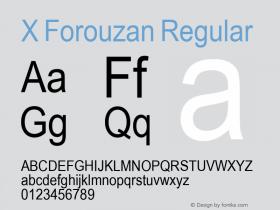 X Forouzan