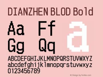 DIANZHEN BLOD