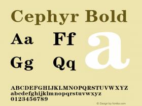 Cephyr
