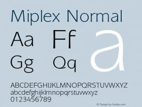 Miplex