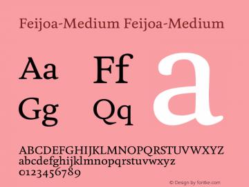 Feijoa-Medium
