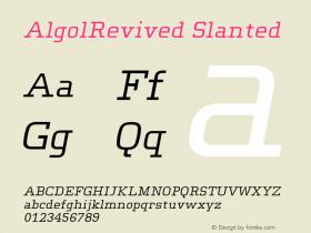 AlgolRevived