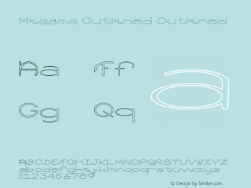 Miasma Outlined