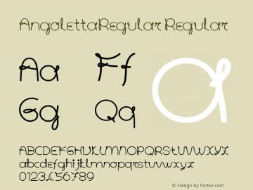 AngolettaRegular