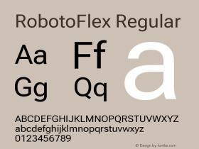 RobotoFlex
