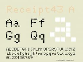 Receipt43