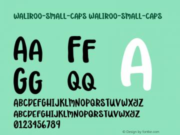 waliroo-small-caps