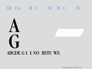 GEMMJI+Garamond-BookCondensed-SC700