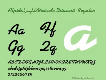 Alpida_Unicode Diwani1